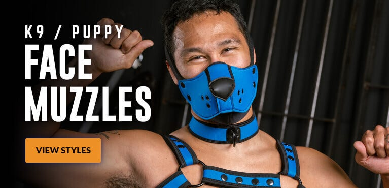 Neo Face Muzzle Pup & K9