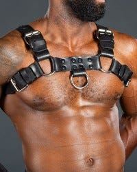 Back Alley Bulldog Harness