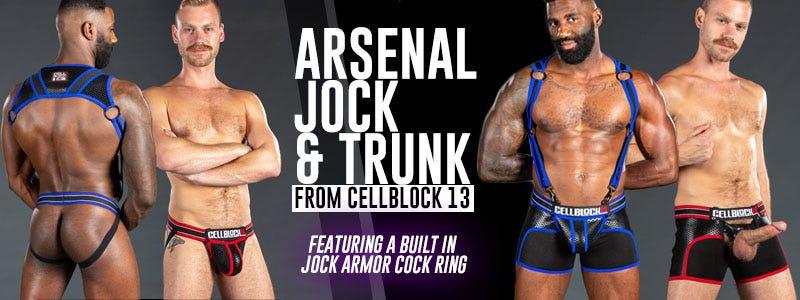 Cell Block 13 Arsenal
