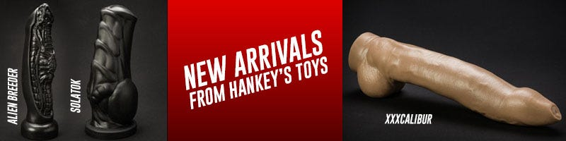 New Arrivals from Hankey's Toys